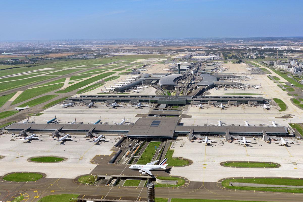aéroport Paris Charles de Gaulle-Roissy Airport