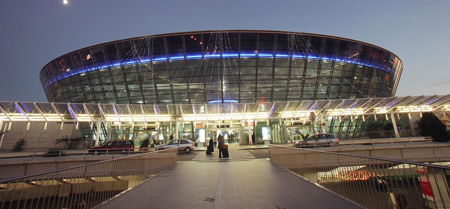 aéroport Nice Côte d'Azur Airport