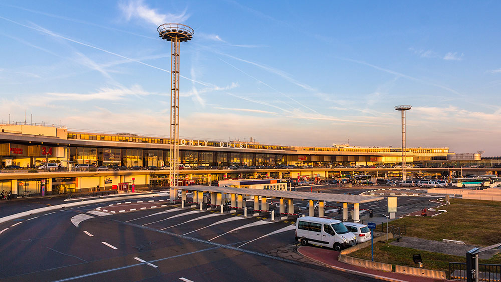 aéroport Paris Orly