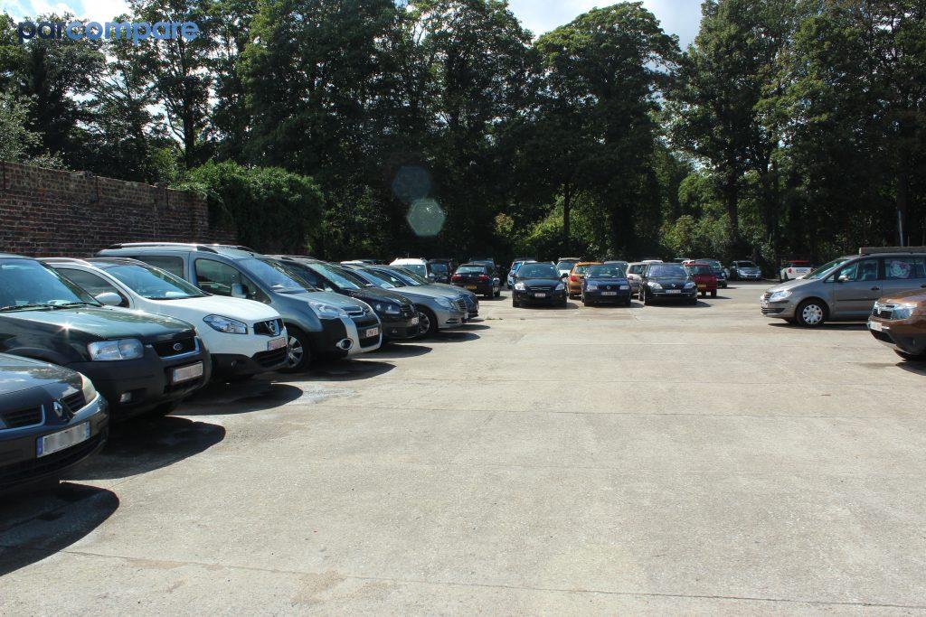 Easy Parking, aéroport de Charleroi
