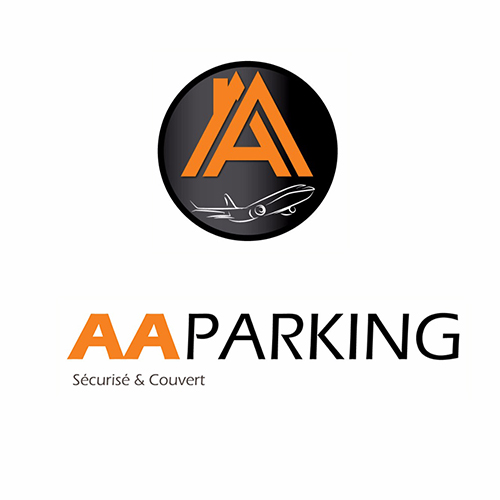 AA Parking Exterieur aéroport de Aéroport Charleroi