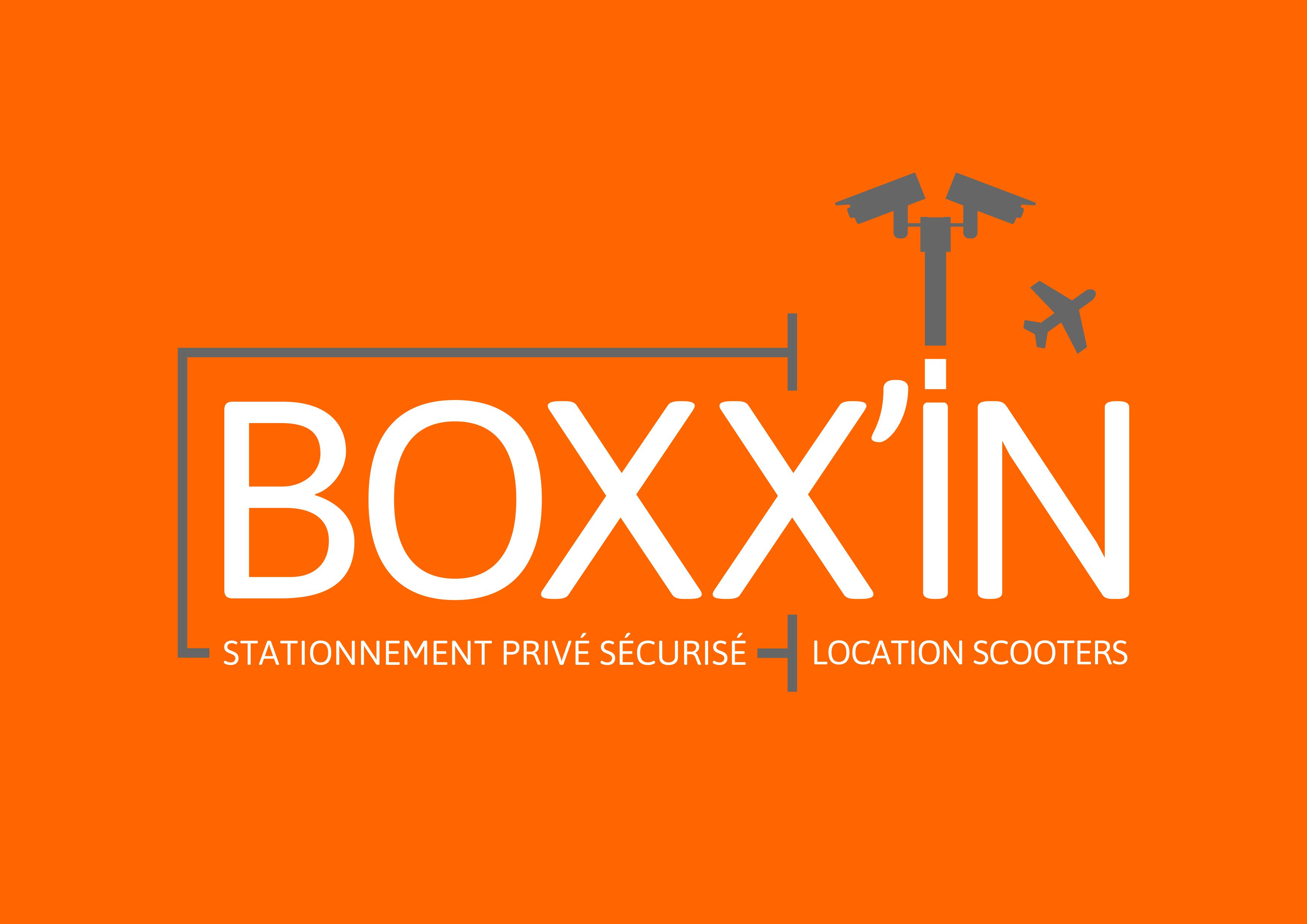 Boxxin parking aéroport de Toulouse Blagnac