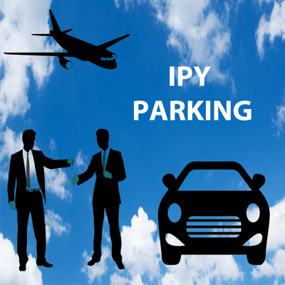 IPY Parking  New aéroport de Toulouse Blagnac