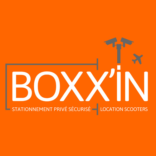 BOXX'IN couvert low cost aéroport Toulouse Blagnac