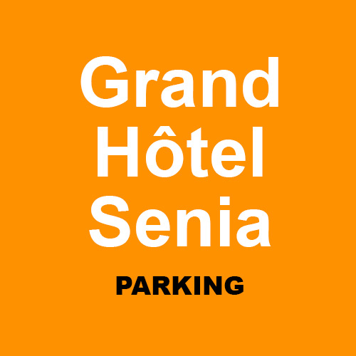 Grand hotel Senia low cost aéroport Paris Orly