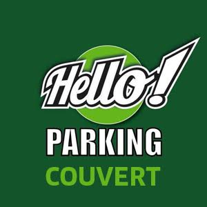 Hello Parking Couvert aéroport de Parking Aéroport Charleroi