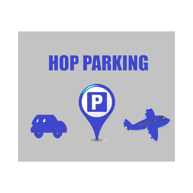 Hop Parking aéroport de Paris Charles de Gaulle-Roissy Airport