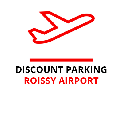 Discount Parking Roissy Airport low cost aéroport Paris Charles de Gaulle-Roissy Airport