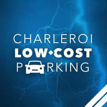 Charleroi Low Cost Parking aéroport de Aéroport Charleroi