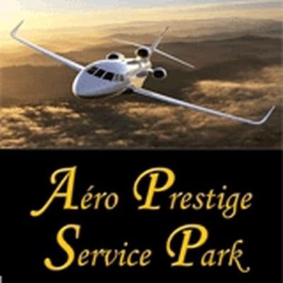 Aero prestige service park aéroport de Lyon Saint Exupéry