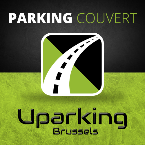 UParking couvert aéroport de Parking low-cost à l'aéroport de Zaventem (Brussels Airport)